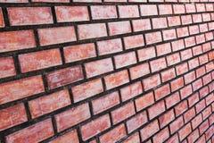 Modern brick wall Royalty Free Stock Photo