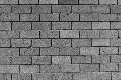 Modern brick wall Royalty Free Stock Photos