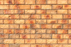 Modern brickwall Stock Image