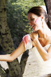 Modern Bride Royalty Free Stock Photography