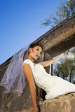 Modern Bride Royalty Free Stock Photos