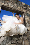 Modern Bride Stock Photo