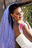 Modern Bride Royalty Free Stock Photo