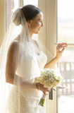 Modern Bride Royalty Free Stock Images