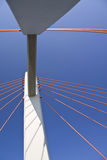 Modern bridge. Stock Photography