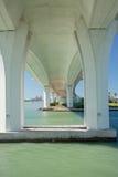 Modern Bridge Architecture royalty free stock image