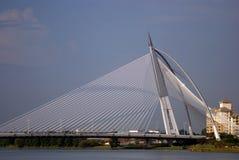 Bridge, Putrajaya, Malaysia Stock Photos
