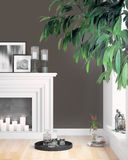 Modern bright interior . 3D rendering. Beautiful living room interior with fireplace. 3D rendering Royalty Free Stock Photography