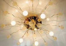 Modern LED light lamp Stock Image