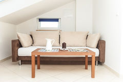 Livingroom Royalty Free Stock Photos