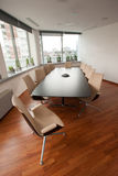 Modern bright meeting room - office Royalty Free Stock Photos