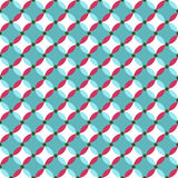 Modern bright seamless pattern Stock Photography