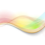 Modern bright transparent colorful background Stock Photo
