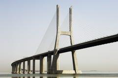 modern bro Fotografering för Bildbyråer