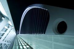 modern bro Arkivfoton