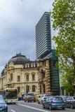 Modern Bucharest Royalty Free Stock Photo