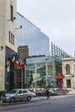 Modern Bucharest Stock Photography