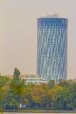 Modern Bucharest Stock Image