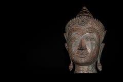 Modern buddism Framtiden av religionen Ima för hög kontrast royaltyfri bild