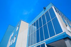 Free Modern Building Royalty Free Stock Image - 10166366
