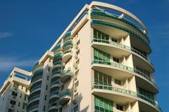 Modern Building. In Rio stock photos