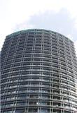 Modern building. Pattern of windows of modern building, Kunming, Yunnan, China Royalty Free Stock Photos