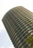 Modern building. Pattern of windows of modern building, Kunming, Yunnan, China Royalty Free Stock Image