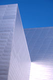 Modern Building 20. Modern building of the future in bright sunlight Stock Photography