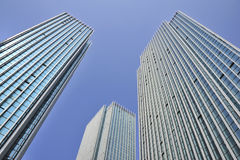 Modern Building Royalty Free Stock Images
