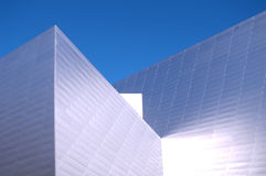 Modern Building 22. Modern building of the future in bright sunlight Stock Photos
