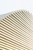 The modern building Stock Photos