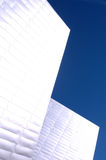 Modern Building 60. Modern building of the future in bright sunlight Stock Photography