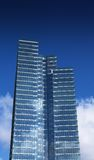 Modern building. In brussels, belgium royalty free stock photos