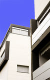 Modern building. Seen from below Royalty Free Stock Photography