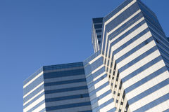 Modern building. Image of a modern building in BEIJING stock photography