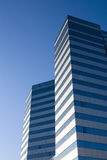 Modern building. Image of a modern building in BEIJING stock images