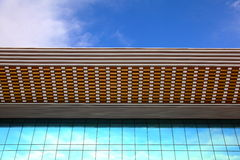 Modern Building abstract Royalty Free Stock Image