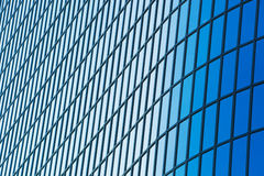 Modern Building Abstract Detail Stock Photo