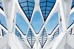 Modern building architecture Royalty Free Stock Photography