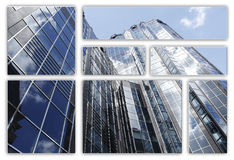 Modern building architecture Royalty Free Stock Image