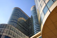 Modern Building architecture Stock Photography