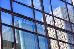 Modern Building architecture Royalty Free Stock Images