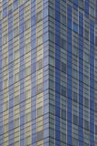 Modern building architecture windows Royalty Free Stock Images