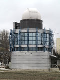 Modern  building of astrological observatory telescope dome.  Stock Images