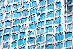 Modern building background Royalty Free Stock Photo