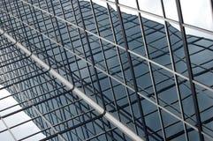 Modern Building Background Stock Image
