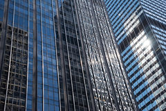 Modern building background Royalty Free Stock Images