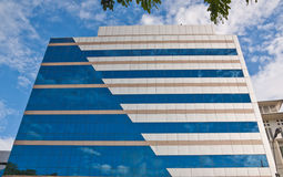 Modern building in Bangkok Royalty Free Stock Photography