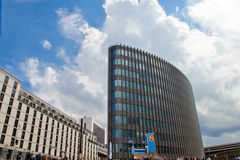 Modern Building  in Berlin Stock Image