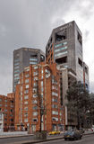 Modern Building in Bogota Colombia Stock Photo